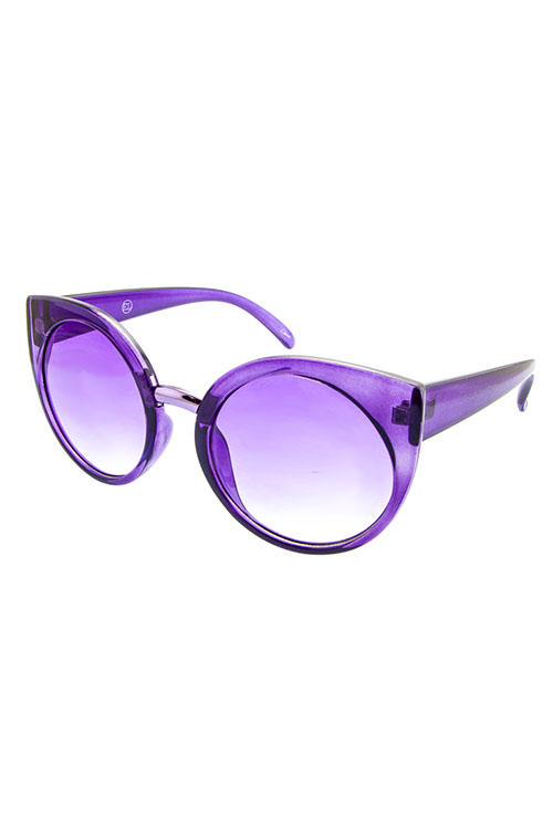 Hi-Cat Purple Sunnies