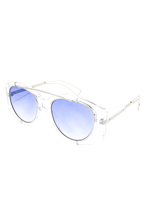 Outline Blue Shades
