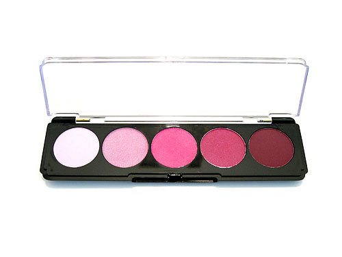 Sugar Baby 5 Shade Paint Palette