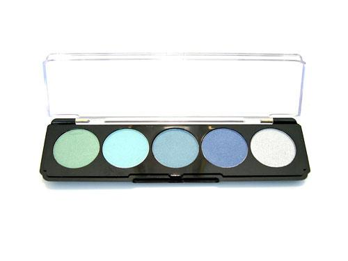 Aqua Angel 5 Shade Paint Palette