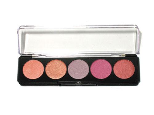 Peach Blossom 5 Shade Paint Palette
